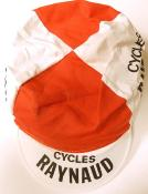 CANVALE RAYNAUD RED AND WITHE CAP - Casquette