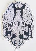 BIANCHI EMBROIDED BADGE - badge brodé