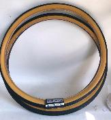 2 HUTCHINSON 650B DEMI-BALLON (44-584) TIRES - 2 Pneus