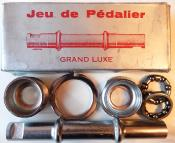 BOTTOM BRACKET LIGHTRACE GRAND LUXE FRENCH 137mm - Jeu de pédalier