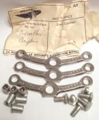 SIMPLEX CHAINRING 6 HOLLES PARTS - Attaches plateaux 6 trous