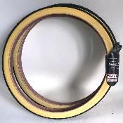 2 HUTCHINSON 37-440 500A BALLON TIRES - 2 Pneus