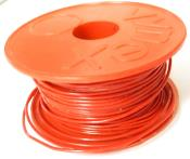 5 METER RED ELECTRIC WIRE - 5 metres fil electrique rouge