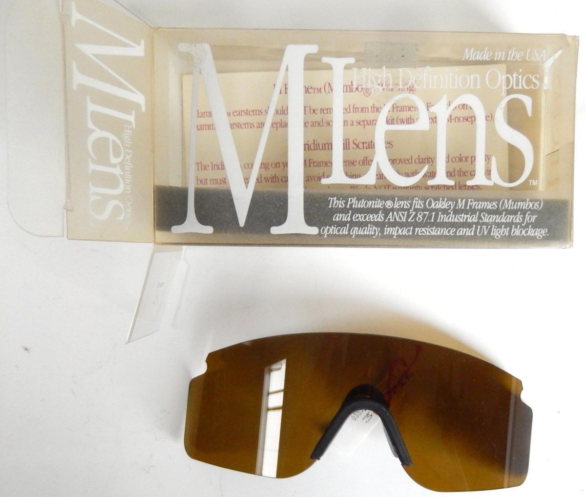 Oakley M Lens Definition Replacement Lunette High Optics 0N8OnyPvmw