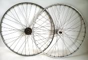 NORMANDY - FIAMME ERGAL WHEELS - Paire de roues