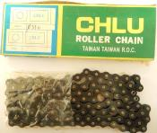 "CHILU ROLLER CHAIN - Chaine 1/2 X 1/8"" - 12.7 X 3.3 - 114L"