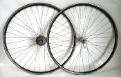 CAMPAGNOLO RECORD WOLBER PROFIL 20 WHEELS - Paire de roues